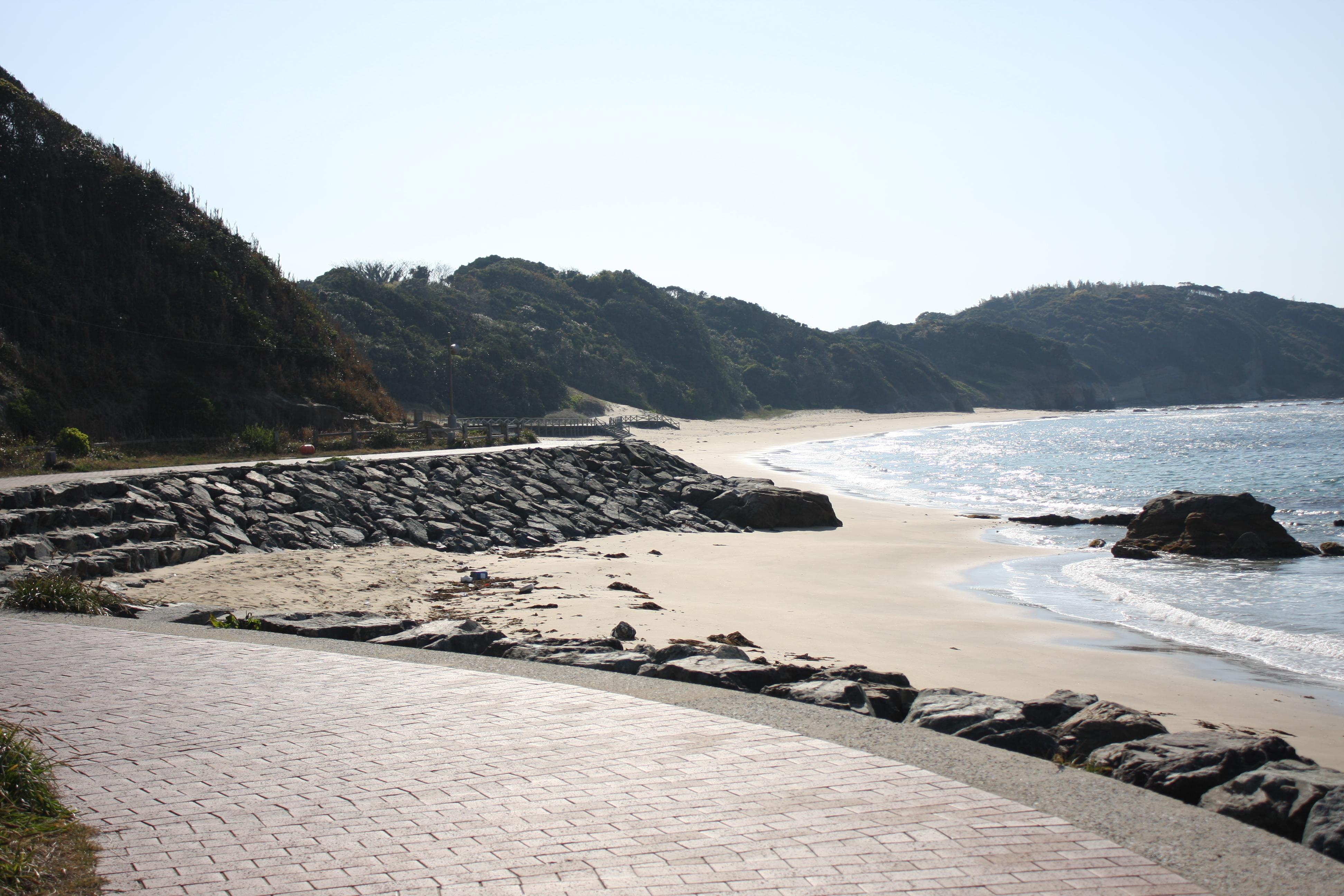 脇田海水浴場について